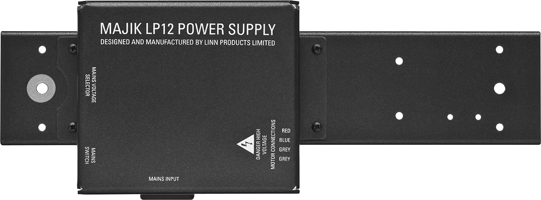 Majik-LP12-Power-Supply-Top-x1090